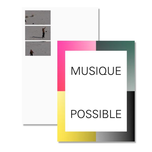Félicia Atkinson 'Ambient Park' + 'Musique Possible'