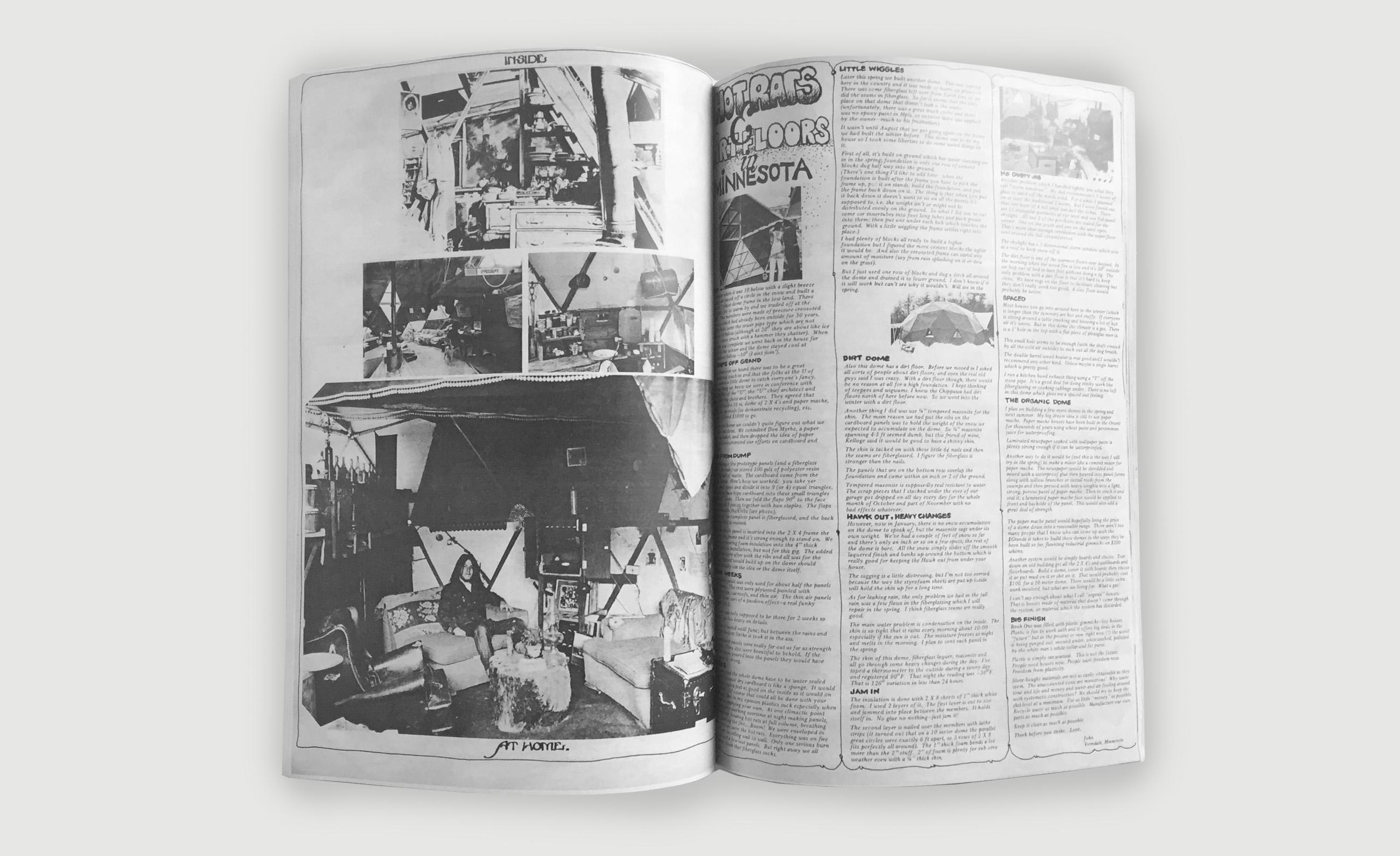 Dome Book 2 Shelter Press