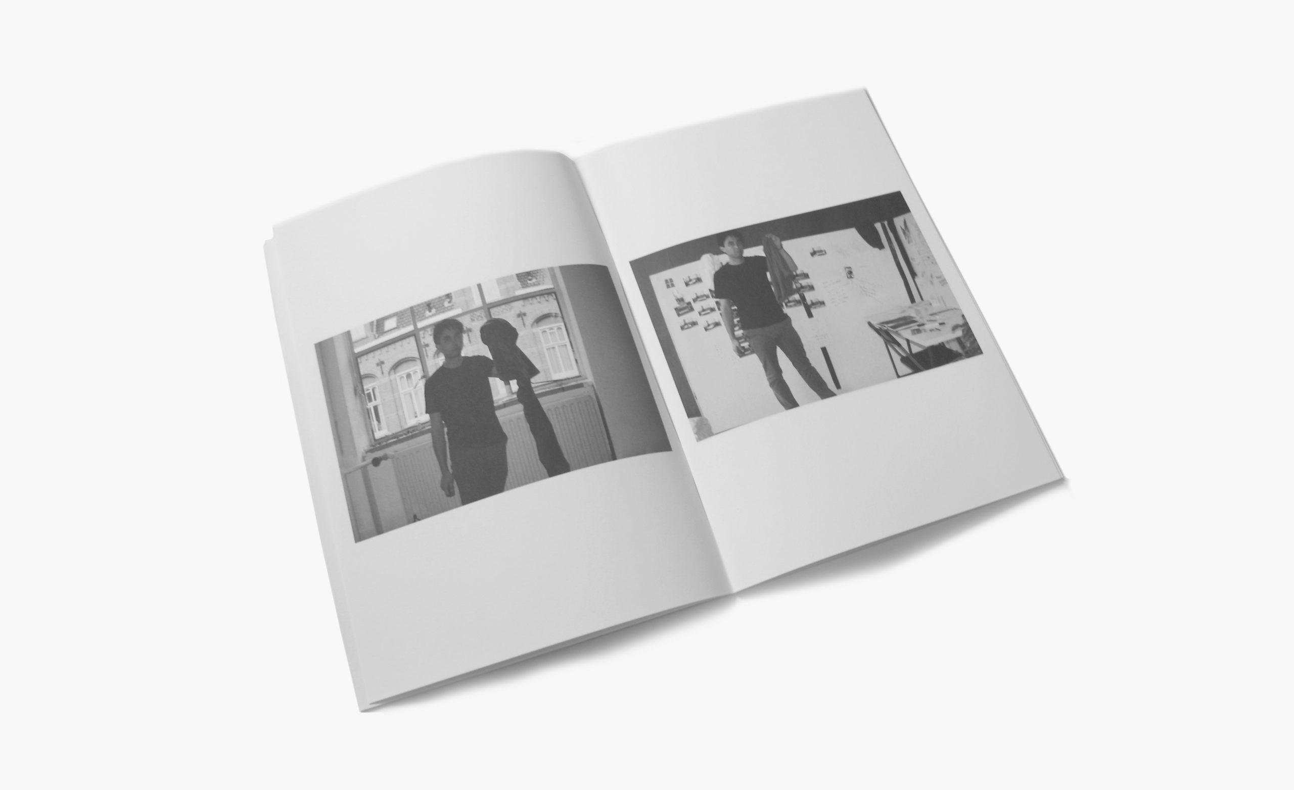 David Hortvitz A Disappearance from Winschoten Shelter Press