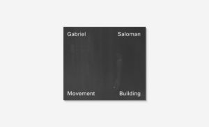 Gabriel Saloman Movement Building Shelter Press