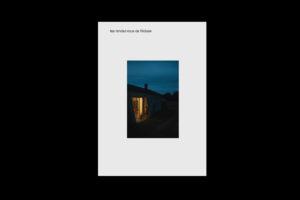 Julien Carreyn Les Rendez Vous de l'Ecluse Shelter Press